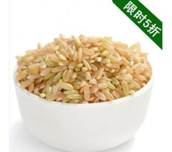 有机杂粮 糙米 活性米粗粮润肠减肥健康食品杭州有机食品