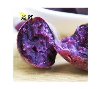 越南紫薯 无公害新鲜小紫薯 迷你紫色番薯地瓜 5斤