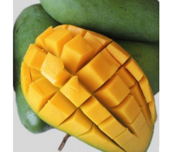 越南特大青芒果5斤约3-5个 进口新鲜金煌芒水果 包顺丰
