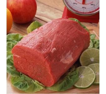 新鲜牛肉 牛里脊 500g 精品肉类