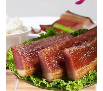 后腿老腊肉腌培根腌肉