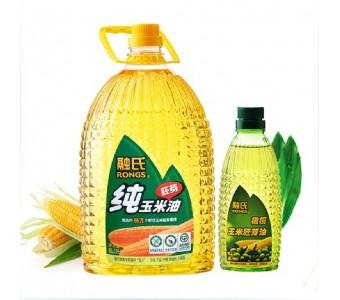 纯玉米胚芽食用油
