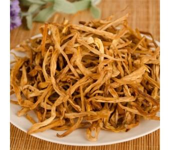 祁东特产 黄花菜 特级金针菜 食用菌干货 原菜无漂白无熏