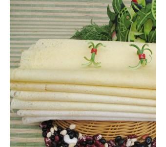 中国山东临沂沂蒙山特产农家纯手工小米玉米小麦煎饼包