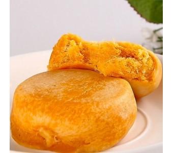金丝肉松饼干美食特产传统糕点