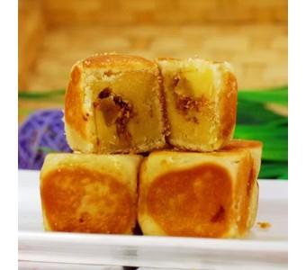 潮州饶平土特产宝斗饼