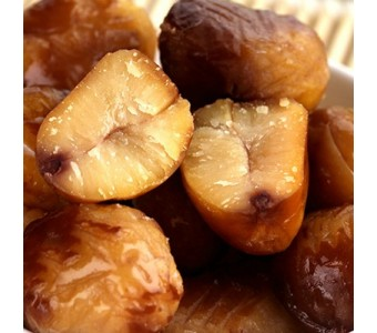 广西特产绿色食品拉友桂西北甜栗