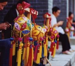 靖西七夕绣球节 彰显中国韵味 (1)