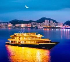 千岛湖九龙溪漂流(成人票加森林氧吧联票)2张+杭州千岛湖开元度假村 (1)