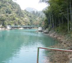 杭州浙西大峡谷快乐老家农家乐 (2)