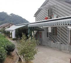 杭州西湖风景名胜区梅家坞旅舍 (1)