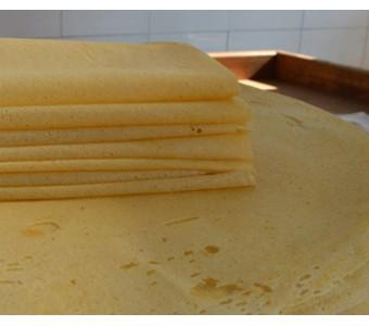 小米煎饼 山东大煎饼 沂蒙山特产 手工鏊子煎饼