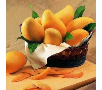 四川攀枝花特产新鲜水果 圣德龙 鹰嘴芒果