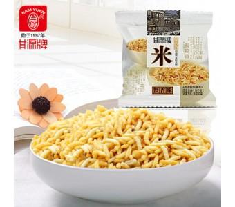 甘源牌泰国炒米独立小包炒香米膨化食品小吃零食