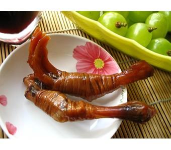安徽馆特色 即食鸭脚包 独立包装 宣城地方特产美味休闲零食小吃