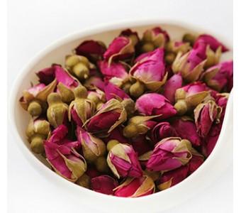 玫瑰花茶法兰西工艺干茶叶苦水特级养生花草