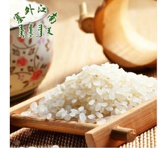 5kg新疆大米 非转基因大米天山新米胚芽米 非东北五常