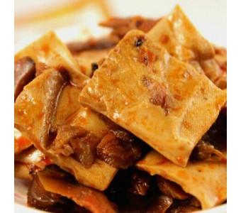 香菇豆干散装小包装豆腐干休闲零食