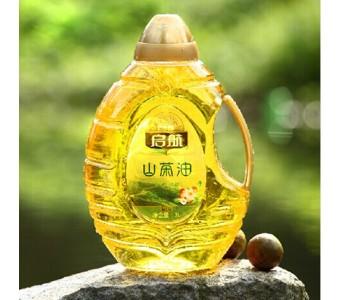 野生山茶油调和油非转基因纯正山茶油食用油有机农家自榨茶籽油3L