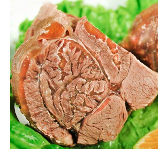 山西特产小河堡驴肉腱肉新鲜真空零食批发无任何添加剂
