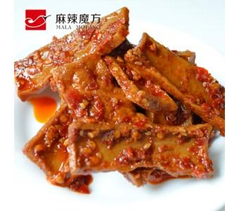 湖南特产 零食湘飘飘泡椒鱼仔 盒装毛毛鱼16g*30包