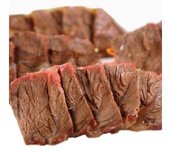 湖北武汉特产美食熟牛肉五香卤牛肉200g×2