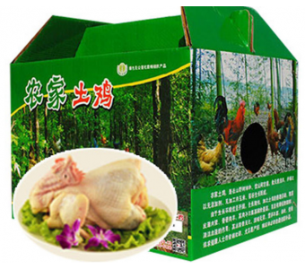 壹品-农家小笨鸡 农家五谷散养土鸡 3.5斤 109元(整只)