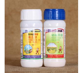 亨达玉水晶+伴侣悬浮剂+悬浮剂 除草剂 杀草迅速 对作物安全性高