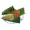 上海特产肉粽子 朱家角阿婆肉粽300g