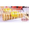 浙江特产220g软香素饼休闲食品