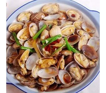 海鲜 鲜活 花蛤 花甲 蛤蜊 水产鲜活海鲜批发黄油蛤