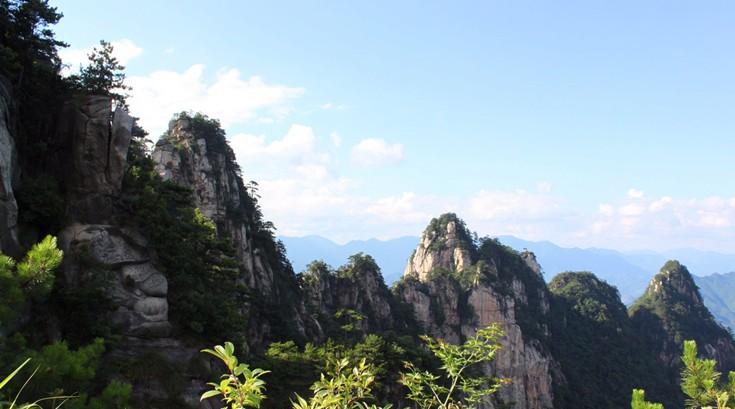 临安大明山 (4)