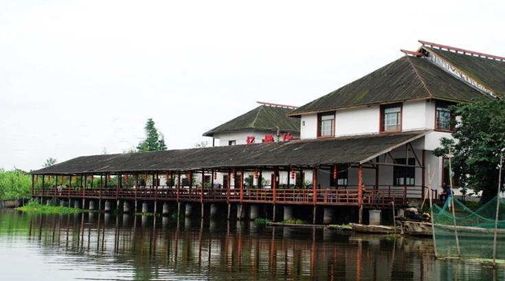 杭州三白潭绿色农庄 (4)