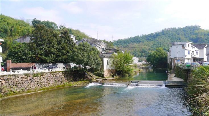 宁波奉化岩头古村 (4)