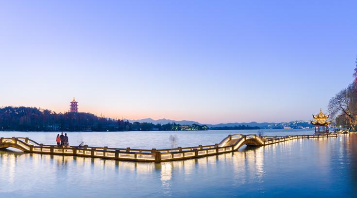 西湖——人间天堂