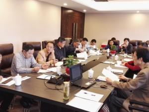 杭州种业集团召开市农业科研主动设计项目技术论证会