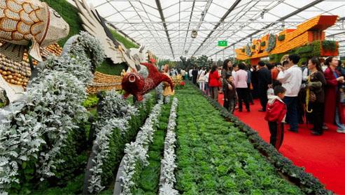 第八届中国国际现代农业博览会